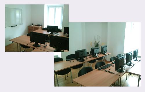 Computerraum Excelkurs Wien