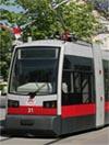 Strassenbahn Wien - Anfahrt mit den Öffentlichen Verkehrsmittel