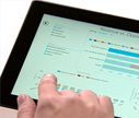 Business Intelligence - PowerView am Tablet