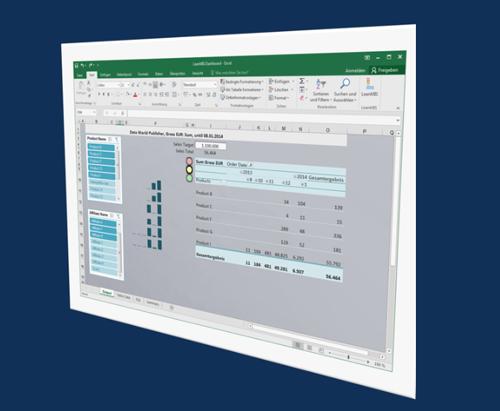 Reporting mit MS Excel - KPI und Balanced Scorecard