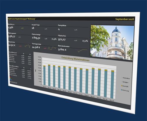 Reporting - Dashboards mit MS Excel erstellen