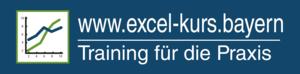 Logo vom Excel Kursanbieter www.excel-kurs.bayern