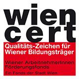 Logo von wien-Cert - Anerkannter Bildungsträger