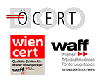 Logo von Ö-Cert und wien-Cert